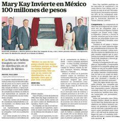 Mary Kay Invierte en México 100 millones de pesos
