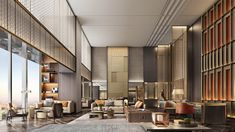 Lobby Lounge, Hotel Lounge, Lobby Bar, Lobby Interior, Interior And Exterior, Interior Design, Hotel Lobby Design, Public Space Design, Dutch House