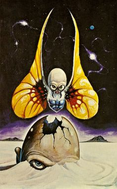 sciencefictiongallery:  Gareth Colman - Strange Glory 1977.