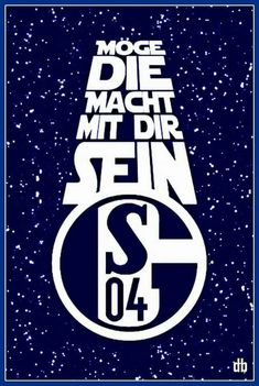 FC Schalke 04 FC Gelsenkirchen-Schalke 04 eV Fanartikel Aufkleber I Love Schalke