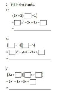 Better Homework Questions