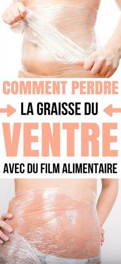 PERDRE DU POIDS & DU VENTRE AVEC UN FILM ALIMENTAIRE !