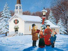 A Joyful Noise - John Sloane - Gallery - Christmas