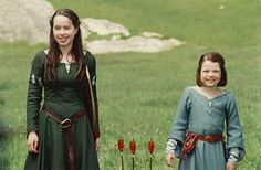 "Susan's archery dress ""The Lion, the Witch, and the Wardrobe"""