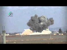 Чудовищный взрыв шокировал террористов: в Сирии применена парашютная авиабомба (ВИДЕО)