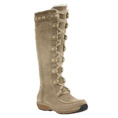 timberland 21632 earthkeepers granby tall suede waterproof boots brown womens