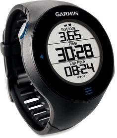 Garmin Forerunner 610 GPS Heart Rate Monitor.  Great product, tracks heart rate and calories burned.  Can be set to track all day.