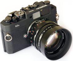 Option!  #voigtlander #RF #rangefinder #filmcamera #Bessa #R3A