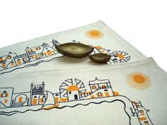 Hey, I found this really awesome Etsy listing at https://www.etsy.com/il-en/listing/205380200/table-decor-placemats-mykonos-hand