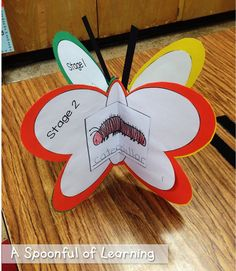 Insects! Literacy and Math Activities!