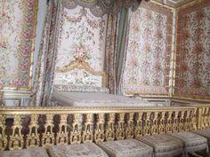 Versailles  - Marie Antoinette's bed