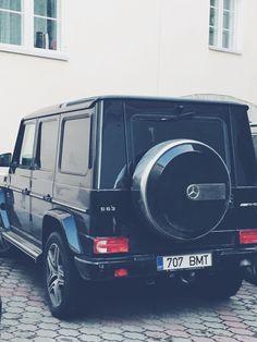 Mercedes offroad
