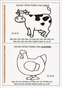 Painel de Ideias: Livro para colorir - Sítio do Seu Lobato