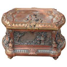A French Louis XVI Style Box