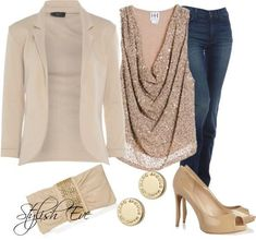 Evening Chic & Casual