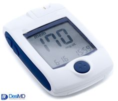 Self-Monitoring Glucose Device