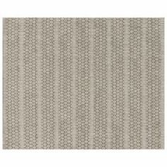 Picture of E131 Grey Textured Rug- 8x10 ft