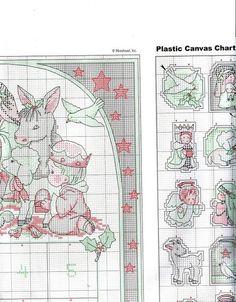 calendario grafico NAVIDAD NAVIDAD DULCE NAV.... | Aprender manualidades es facilisimo.com