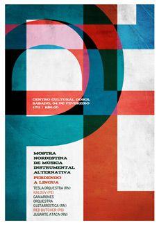 Poster Design on Baubauhaus. Poster Design, Poster Layout, Print Layout, Graphic Design Posters, Graphic Design Typography, Poster Ideas, E Design, Book Design, Layout Design