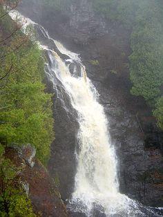 Big Manitou Falls Near Superior, WI