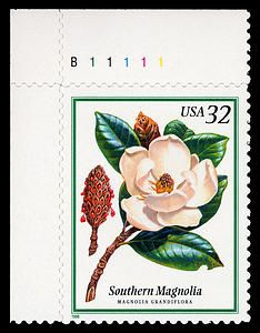 32c Southern Magnolia single