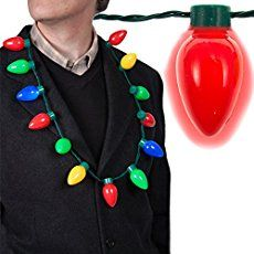 Party Supplies Led Retro Flashing Light Up Christmas Bulb Necklace Xmas Party Favors Holiday & Garden Party Favors For Adults, Movie Party Favors, Candy Party, Birthday Party Favors, Shark Party Supplies, Goodie Bags For Kids, Christmas Light Bulbs, Christmas Necklace, Christmas Jewelry