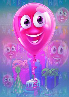 Birthday Animated Gif, Animated Happy Birthday Wishes, Happy Birthday Greetings Friends, Happy Birthday Wishes Photos, Happy Birthday Celebration, Birthday Wishes Messages, Birthday Gifs, Birthday Songs, Happy Birthday Emoji