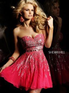 Sherri Hill Fall 2012-Style 8413 #SHERRIHILLSTYLE