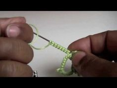 Tat Tat Tatting Part 3 Finale (Tatted Earring) This woman instructions are awesome.