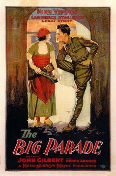 El Gran Desfile, 1925