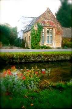 Lower Slaughter, Cotsworld, English Countryside...