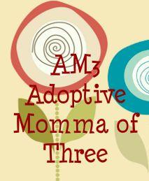 Adoptive Momma of Three... foster adoption blog