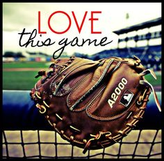 Love this game #baseball