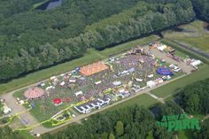 Air view, A Day at the Park 2013 #adatp