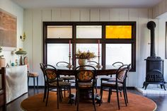 The former partner at Commune and the founder of an eponymous fine-art talent agency fills her Craftsman-style home with an eclectic mix of pieces.