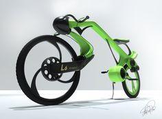 Bicycle by ~neriya-yanush on deviantART