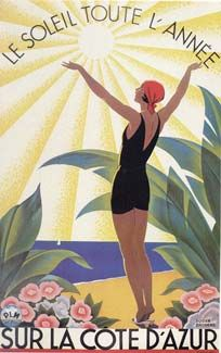 Vintage Posters - Original Vintage Poster Art from Poster Classics. Over 3000 Authentic Vintage Original French and Italian Posters Vintage Advertisements, Vintage Ads, French Vintage, French Art, French Beach, Vintage Havana, Vintage Luggage, Vintage Signs, Unique Vintage