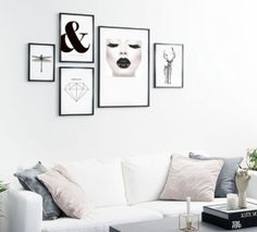 Style: Modern Material: Canvas Subjects: Abstract Type: Canvas Printings Model Number: Support Base: Canvas Shape: Rectangle Form: Single Frame: No Frame mode: Unframed Brand Name: O Wall Decor Pictures, Home Pictures, Bathroom Pictures, Decor Room, Wall Art Decor, Casa Color Pastel, Cadre Design, Desenio Posters, Black And White Posters