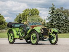 Chalmers Thirty Pony Tonneau - 1911
