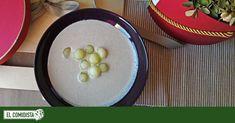 Esta sopa fría típica de Andalucía y Extremadura suele prepararse con almendra y uvas, pero admite variaciones la textura final, el fruto seco ampleado y una guarnición que puede ajustarse a la temporada.