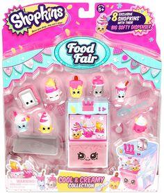 Shopkins Feria de Comida Season 1: Amazon.com.mx: Juegos y juguetes