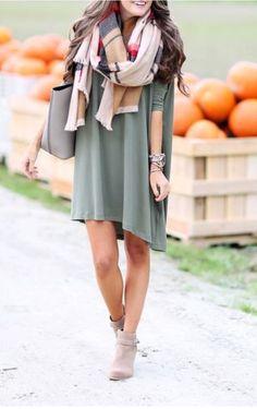 Farklı Fular Kombinleri ve Bağlama Şekilleri | 7/24 Kadın - #scarf #fashion #fall #fular #style
