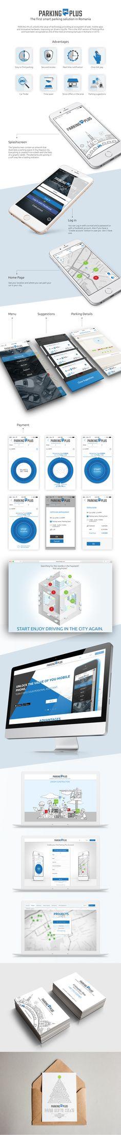 "Check out my @Behance project: ""Parking Plus -  Mobile UI/UX design / Mobile App"" https://www.behance.net/gallery/45660833/Parking-Plus-Mobile-UIUX-design-Mobile-App"