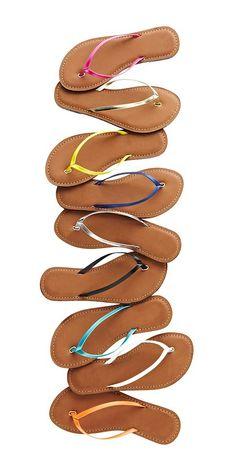 flip flops....LOVE flip flops!