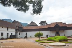 Padmanabhapuram Palace Tourist Places TOURIST PLACES : PHOTO / CONTENTS  FROM  IN.PINTEREST.COM #TRAVEL #EDUCRATSWEB