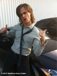 pictures of matthew gray gubler as a model | Matthew Gray Gubler - matthew-gray-gubler Photo