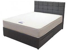 Slumberland Latex Seal Premier Super King Size Divan Bed from £1,048.00