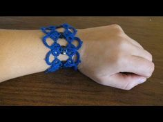 This bracelet is so easy and beautiful! great tutorial ;-)