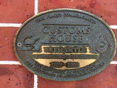 Vintage plaque - Fremantle