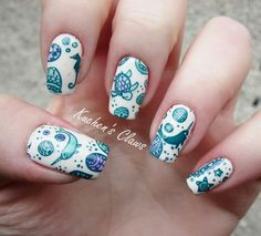 Sea critter nails